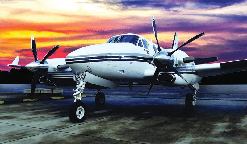Whisper Prop – BLR Aerospace