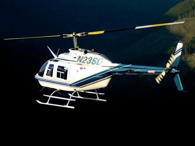 Dual Tailboom Strakes – BLR Aerospace